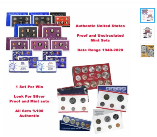 coin collection auctions