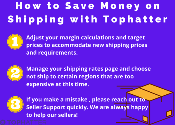 save money on eCommerce shipping