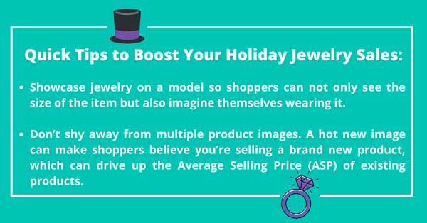 boost holiday jewelry sales
